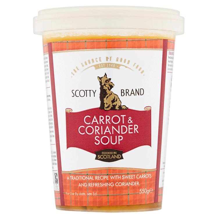 Carrot & Coriander